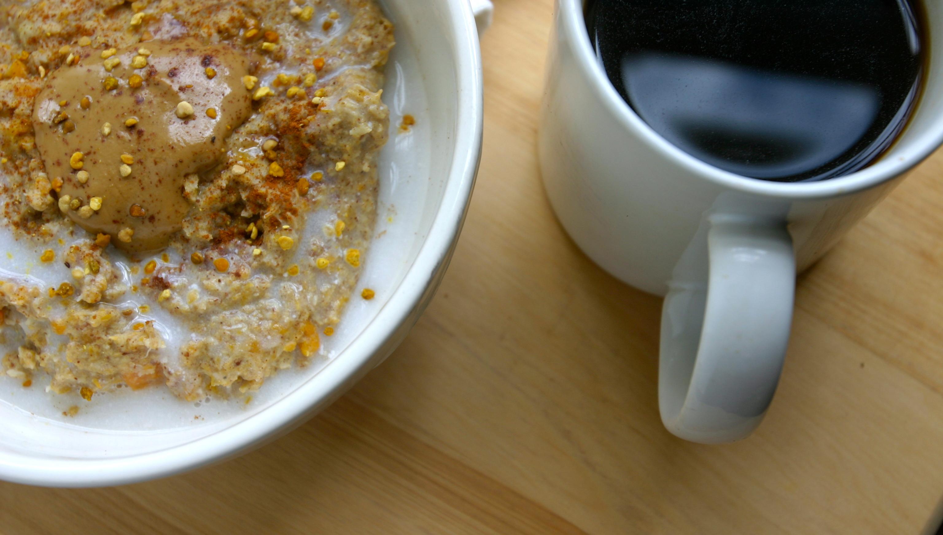 paleo n'oatmeal (grain free oatmeal, paleo oatmeal)