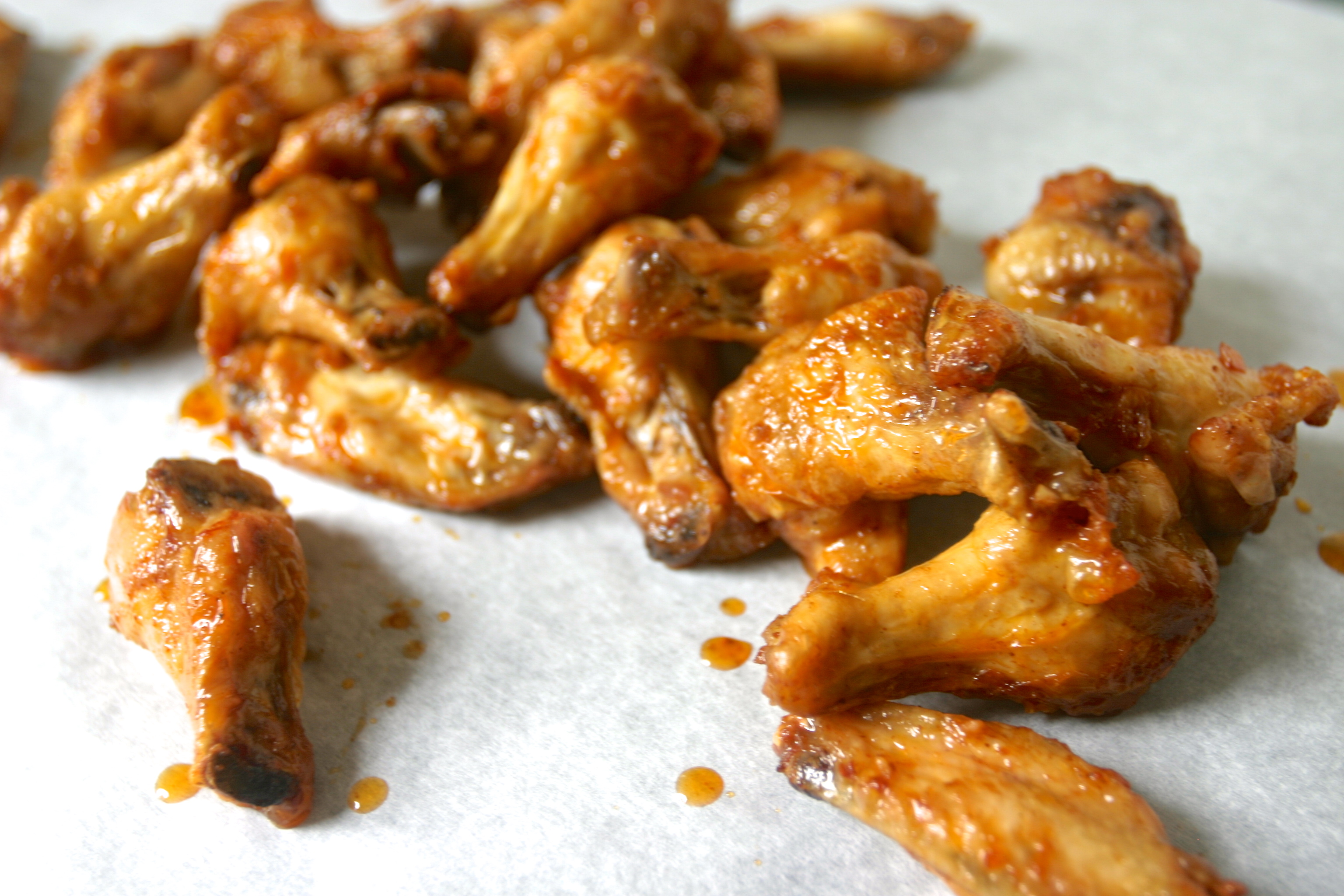 paleo buffalo wings