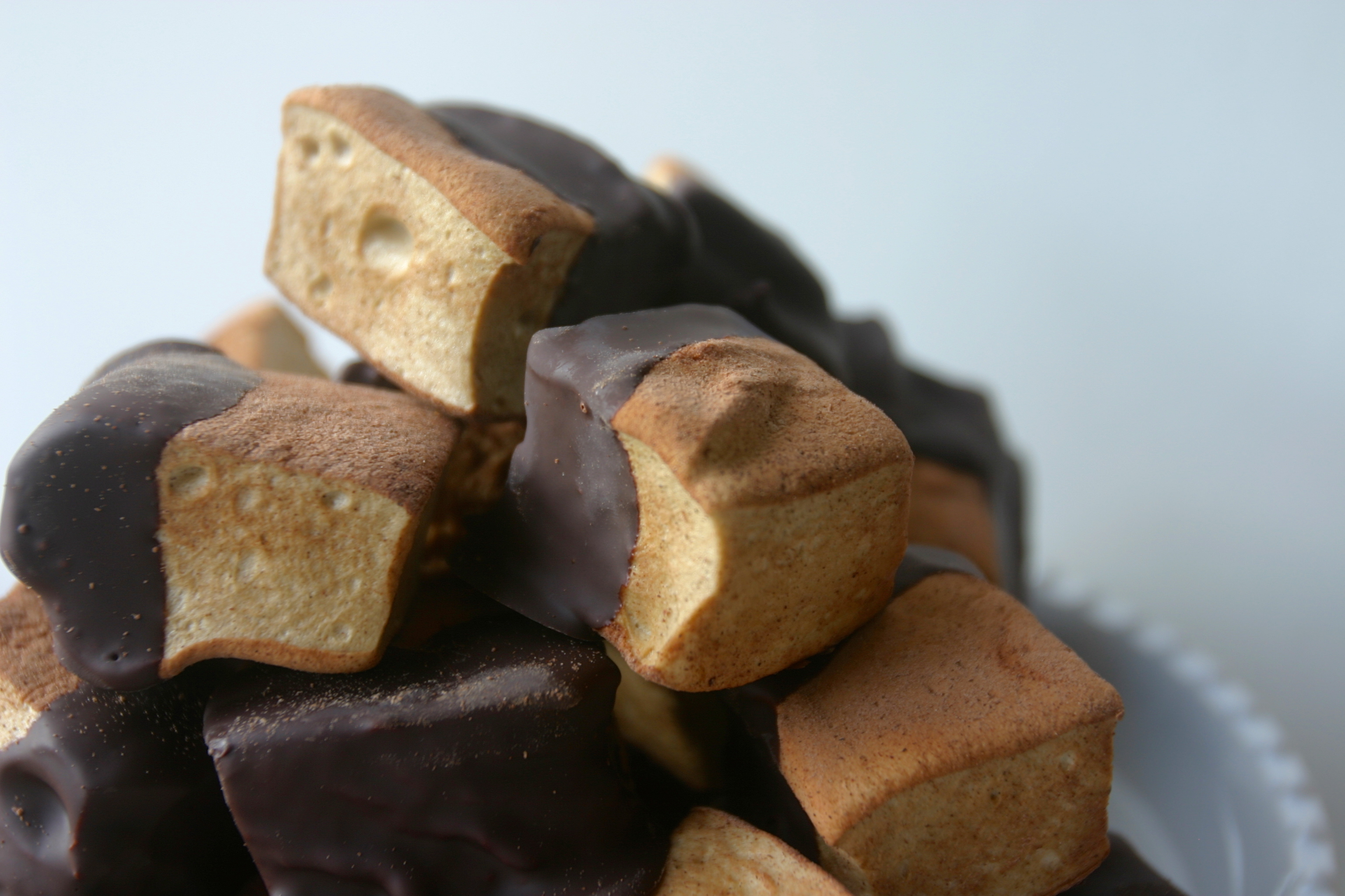 paleo gingerbread spice marshmallow